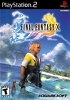 Final Fantasy X's cover art