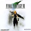 Final Fantasy VII's cover art