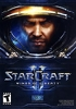 StarCraft II: Wings of Liberty's cover art